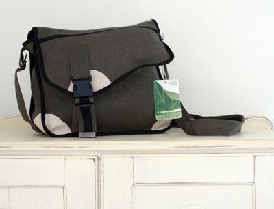 Ecolution Romanian Hemp Hitchhiker Bag
